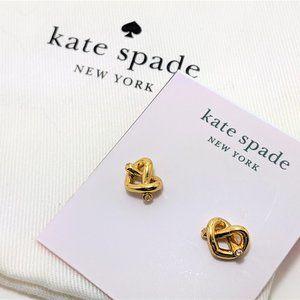 Kate Spade Loves Me Knot Stud Earrings